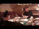 Алекс Хантер в кафе Квартирка на Малой Садовой 1