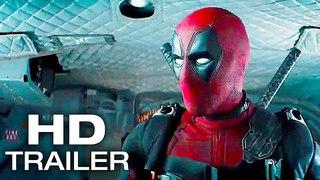 DEADPOOL 2 Peter Annoys Wade Trailer NEW (2018) Ryan Reynolds Superhero Movie HD