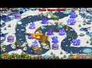 The King of Towers - Virtual illusion (easy 2) Victory. Ice And Snow World Easy Mode (Part 173)
