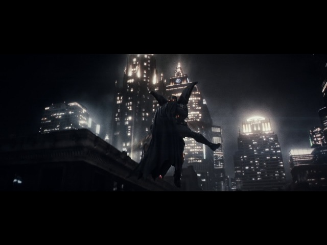Лига Справедливости - Бэтмен охотится на парадемона