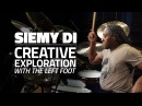 Siemy Di Creative Exploration With The Left Foot FULL DRUM LESSON Drumeo