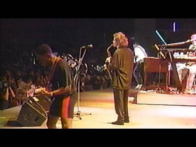 David Sanborn Hiram Bullock - Chicago Song (Live Under The Sky 90)