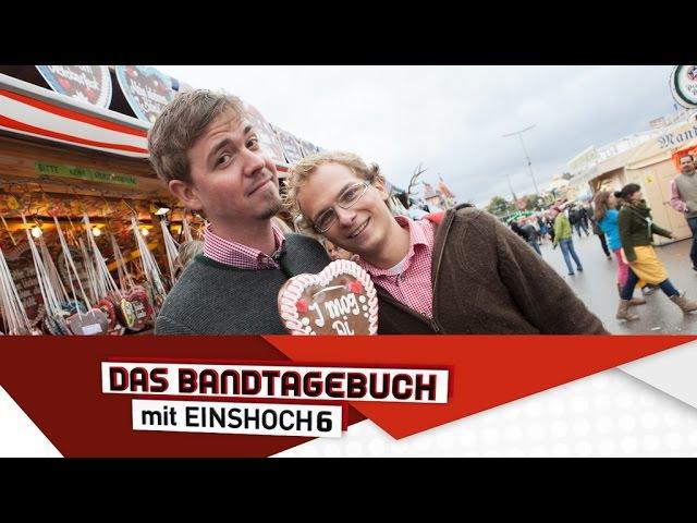 Deutsch lernen mit Musik (B1B2)   Das Bandtagebuch mit EINSHOCH6   Auf dem Oktoberfest