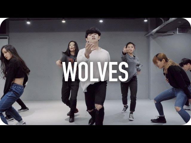 Wolves - Selena Gomez, Marshmello Jun Liu Choreography
