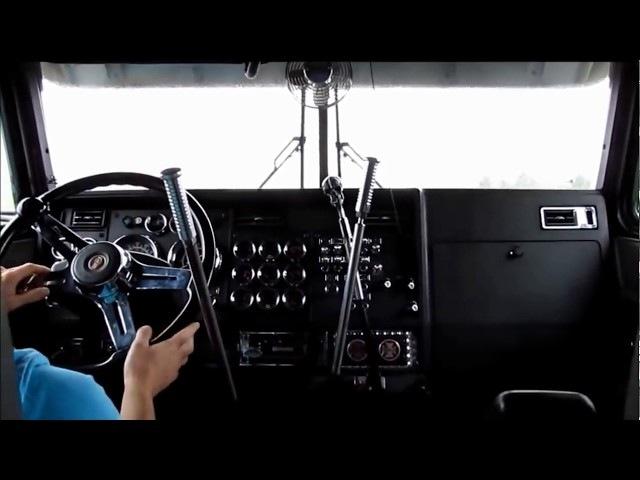 Переключение передач на старом американском тягаче коробка передач на кразе прикол смотреть онлайн без регистрации