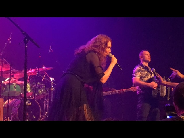 """""""Seekers and Finders"""" performed by Gogol Bordello with Regina Spektor in Los Angeles 3/5/18"""