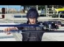 TEKKEN 7   Noctis Lucis Caelum - DLC 3 Final Trailer [ March 20 Release ]『 鉄拳7』
