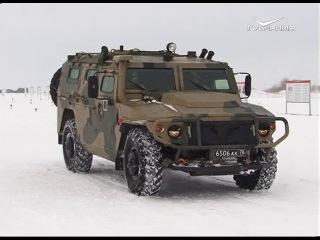 На лагерных сборах войск РХБЗ под Чапаевском испытали новейшие виды вооружений