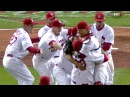 WS2011 Gm7 Cardinals win 11th World Series title