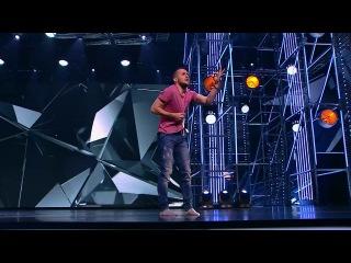 Танцы: Дмитрий Кумченко (Stephen William Cornish - Take All Of Me) (сезон 4, серия 5) из сериала Танцы ...