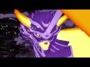 AMV - Naruto y Sasuke vs Momoshiki - Painkiller - 1080p/full Fight