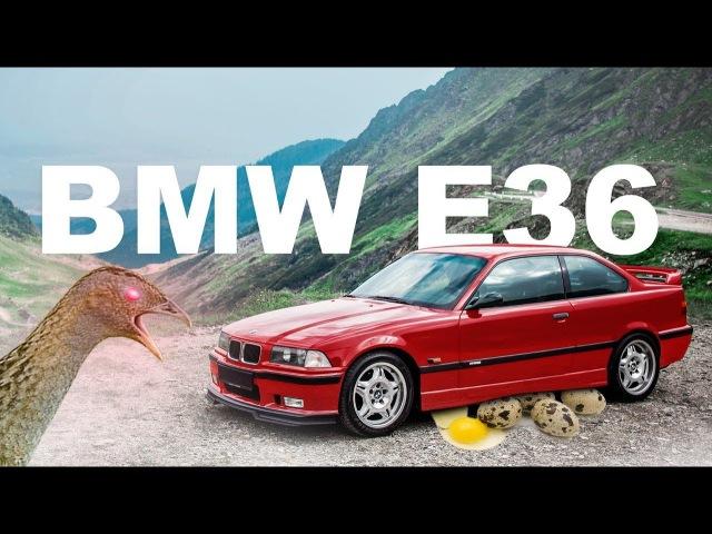 Только 5% владельцев старых BMW способны на такое. E36 вагодрочера | BMW Блог 17 серия