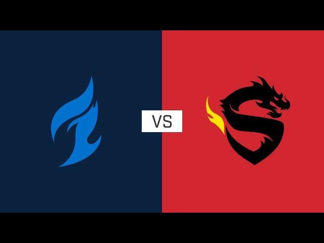 Dallas Fuel vs. Shanghai Dragons   Stage 2 Week 1 Day 1