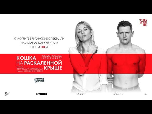«КОШКА НА РАСКАЛЁННОЙ КРЫШЕ». Королевский Национальный театр 2017-18