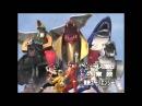 All Super Sentai and Power Ranger Openings Zyuranger/MMPR - Goseiger/Megaforce Updated 2-3-2013.wmv