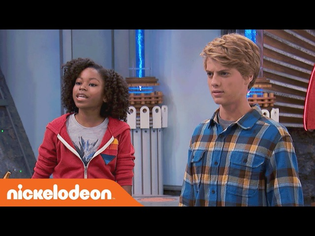Henry Charlotte's Best BFF Moments 👫 | Henry Danger | Nick