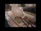 Изготовление грифа для акустической гитары на станке ЧПУ.
