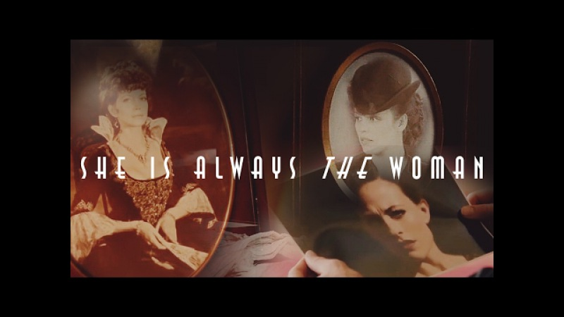 To Sherlock Holmes she is always The Woman.