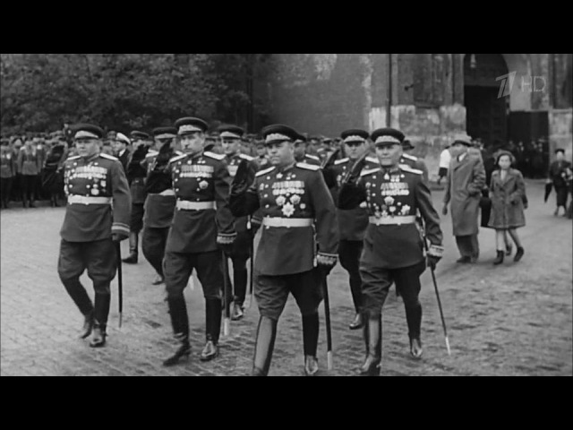 «Маршалы Победы. Часть 2». Документальный фильм овеликих полководцах времен Великой Отечественной войны