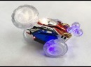 Акробатическая машинка Dasher Радио управляемый автомобиль для трюков
