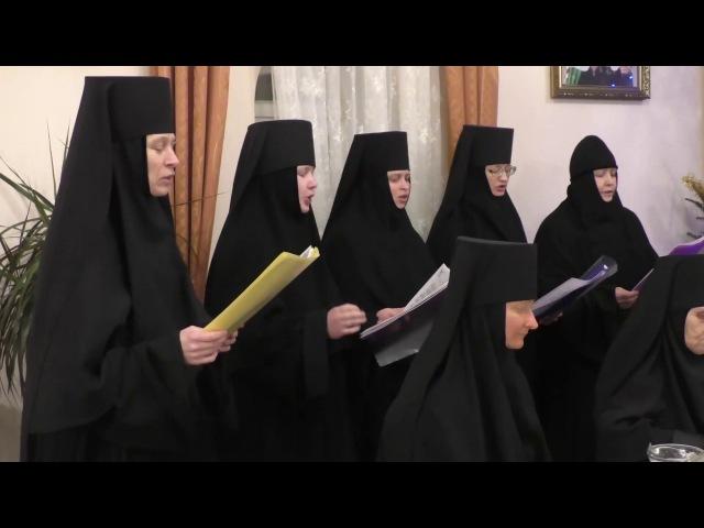 Спасо-Елеазаровский монастырь. Рождественские колядки