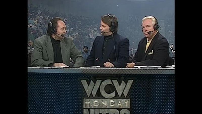 WCW Monday Nitro 1997 January 6