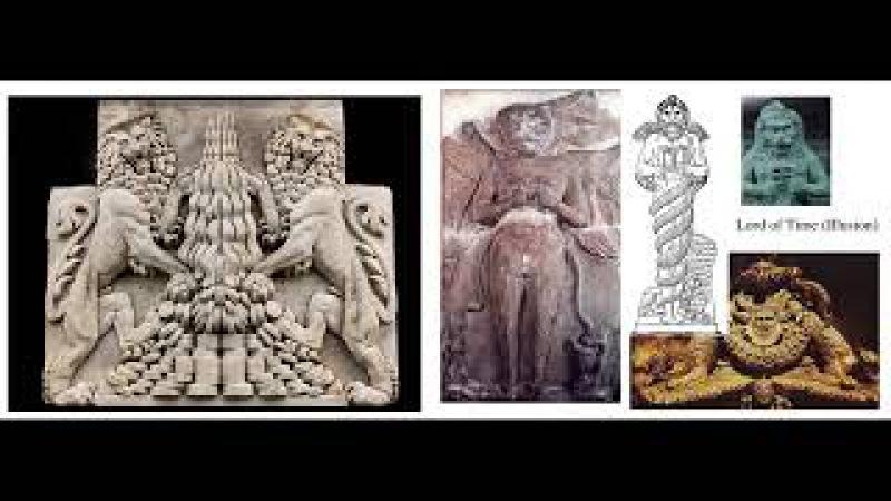 ИСТОРИЯ ТВОРЕНИЯ - ИСТОРИЯ ХРИСТОСА-СОФИИ. Архонты и Иалдабаоф