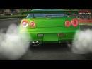 CarX Drift Racing: - Nissan Skyline GT-R R34