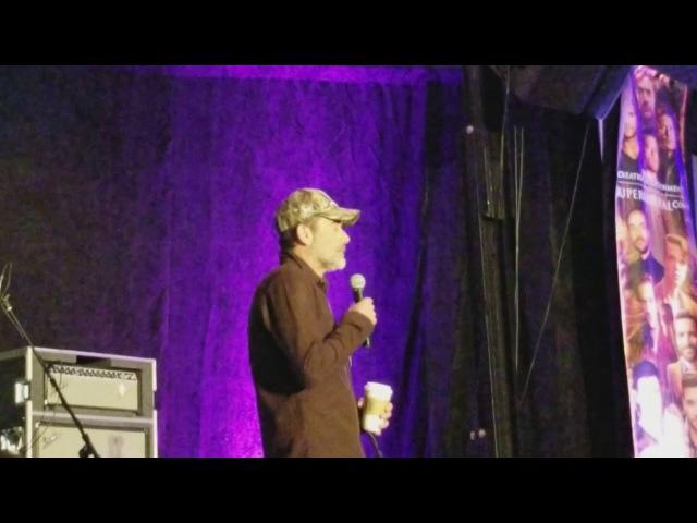 SPNSF 2017 Jeffrey Dean Morgan Panel