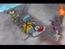Видео к мультфильму Невероятные приключения кота 2013 Трейлер дублированный