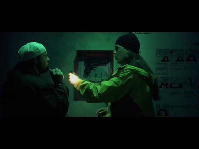 Секи сюда-транквилизатор - Джей и Молчаливый Боб наносят ответный удар
