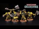 How to Paint Shadespire Ironjawz Orruks Ironskull's Boyz Part 1