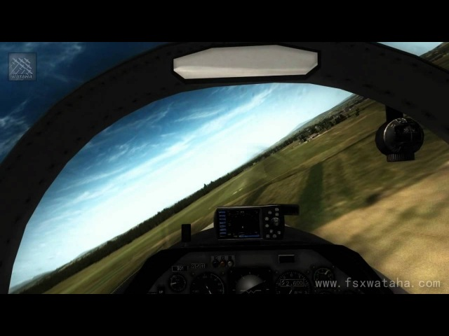 FSX WATAHA - Pilatus PC-7 ORLIK