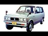 Mitsubishi Minica Van