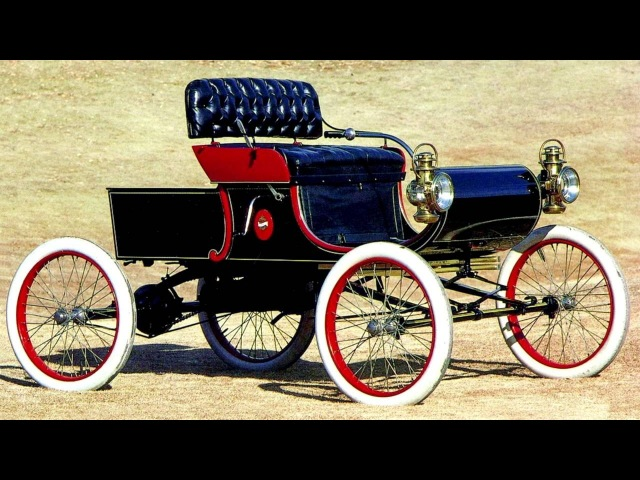 Oldsmobile Model R Curved Dash Runabout '1901–03