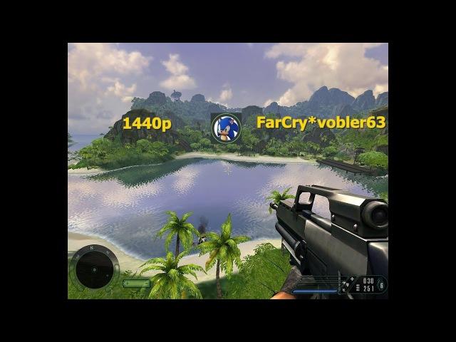 Far Cry Ролик-FC Mars mod 3 New Wave v1.4 Machinima The Project(far cry trailer)1440p(Ссылка )
