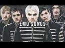 50 SONGS EVERY FORMER EMO KID LOVED