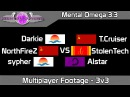 C C Mental Omega 3 3 2 Multiplayer 81 Alstar StolenTech vs Darkie NFZ sypher