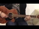 Гитара Takamine EF440SN GN