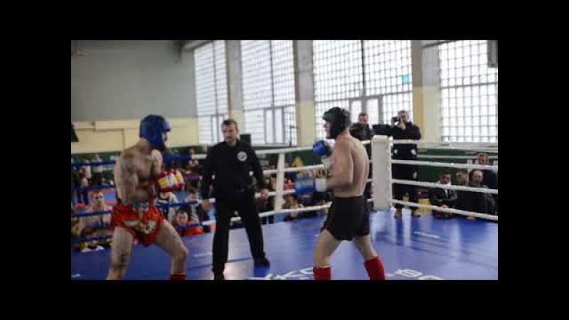 Чемпионат Украины по кикбоксингу ИСКА в г.Киеве 16-19.11.2017г.