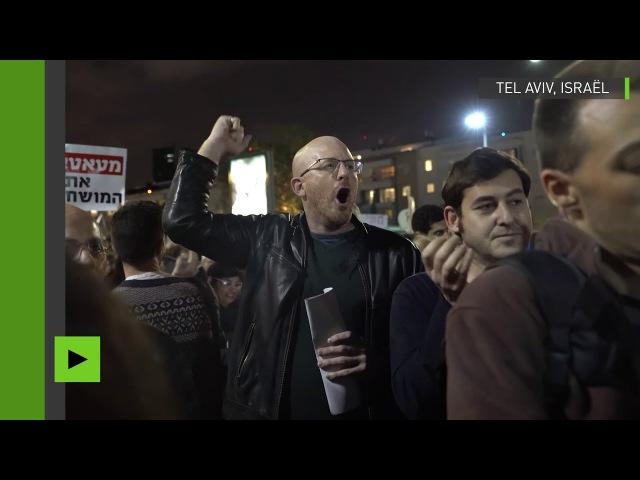 «Crime minister» : les Israéliens manifestent contre le gouvernement de Netanyahou