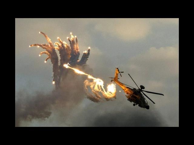 Огненный ливень: Самое грозное многоствольное оружие России и США