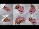 Polymer Clay Blossom the Dragon by Dani-elle LittleFantasyFriends