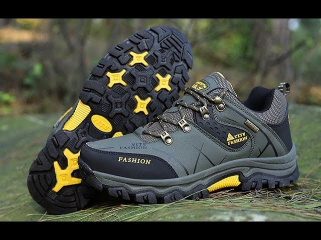 Отличные мужские внедорожные демисезонные кроссовки с армейским протектором