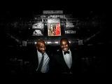 Mike Tyson vs Lennox Lewis - Fight of legends HD