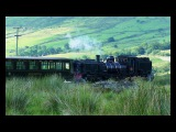 Welsh Highland Railway - Driver's Eye View - Part 2 - Rhyd Ddu to Caernarfon