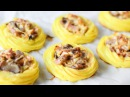 Картофельные ГНЁЗДА с начинкой ☆ Горячая закуска