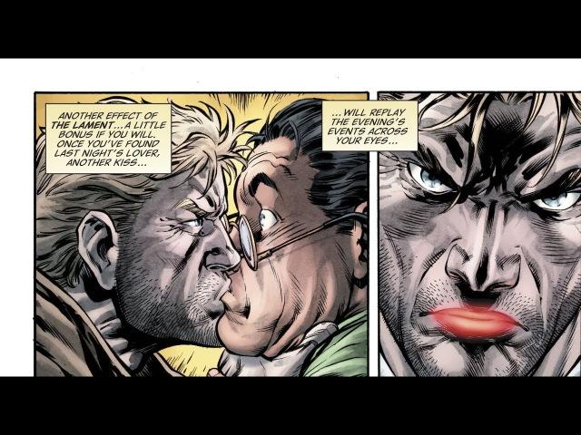 Обзор комикса The Hellblazer (2016) - все очень плохо