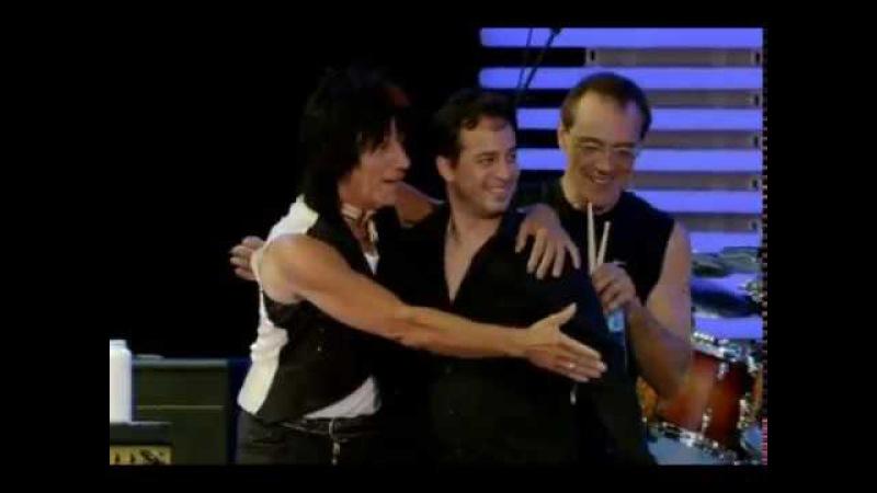 Jeff Beck - Big Block - live 2007 (w/ Tal Wilkenfeld, Vinnie Colaiuta) (Best quality)
