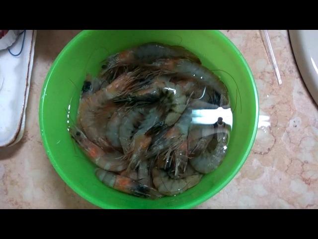 Где купить и как приготовить креветки в Шарм Эль Шейхе